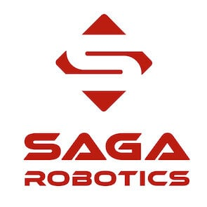 Logo Saga Robotics AS