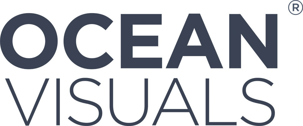 Logo Ocean Visuals AS