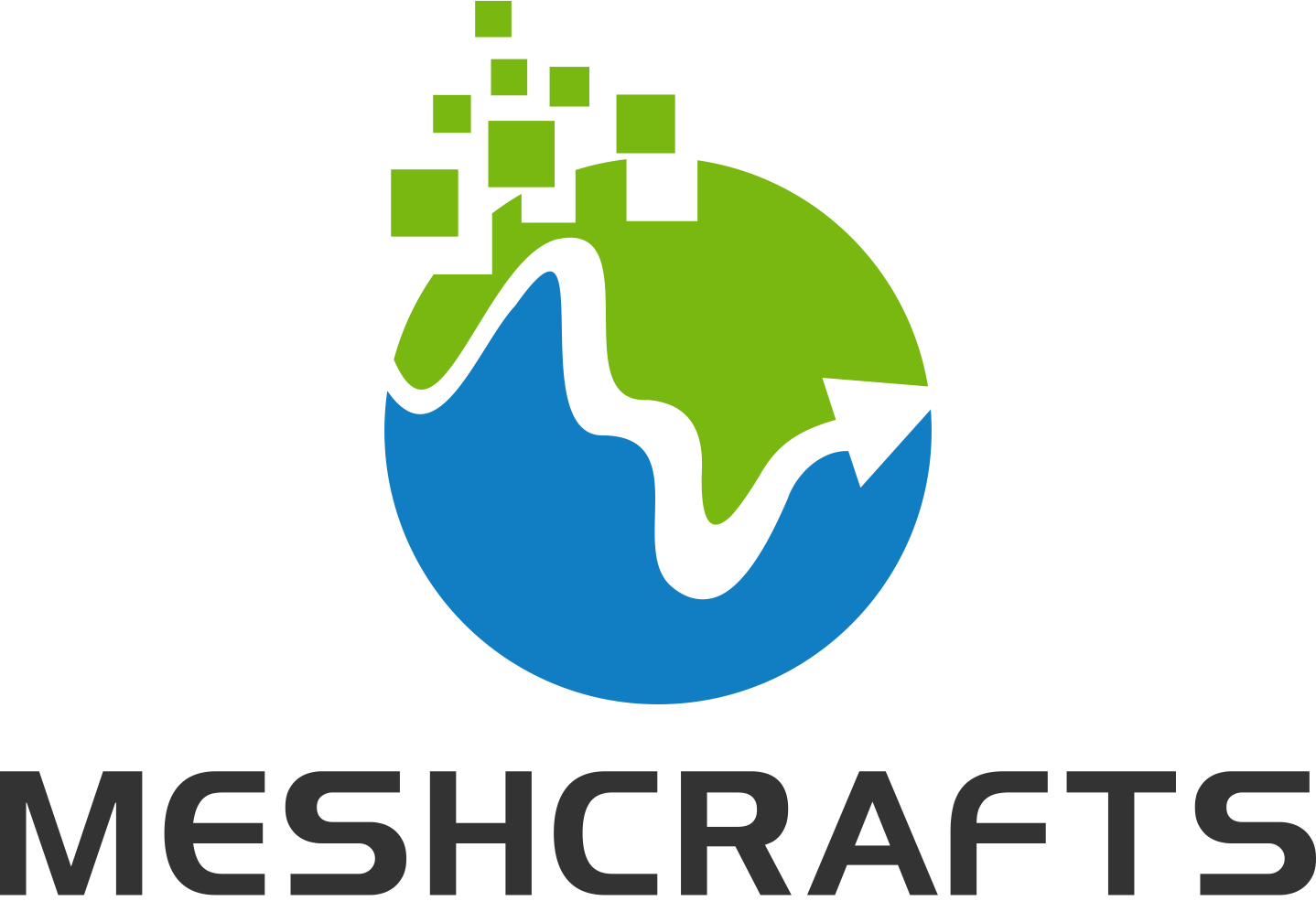 Logo Meshcrafts AS